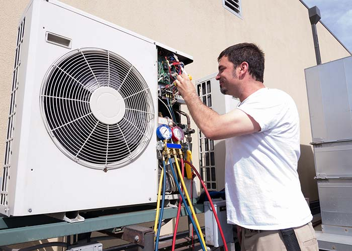 commercial air conditioning services in Spring Tx