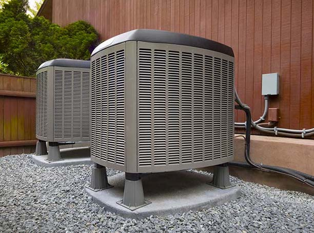 Air conditioner replacement financing