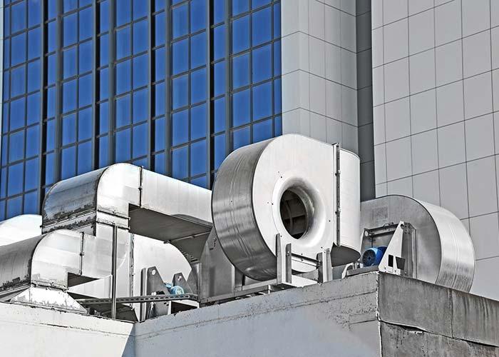 commercial HVAC repair conroe