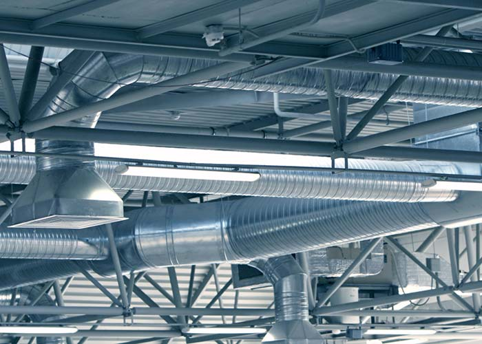 commercial HVAC replacement and repair in Houston