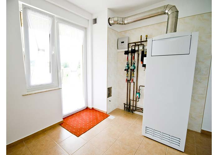 heating system installation and HVAC repair in Tomball