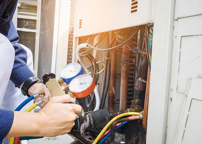 ac & furnace repair company in greater houston