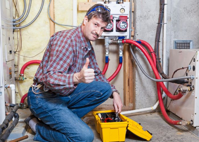 furnace replacement service Houston