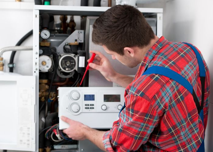 HVAC heating and air conditioning repair in Houston