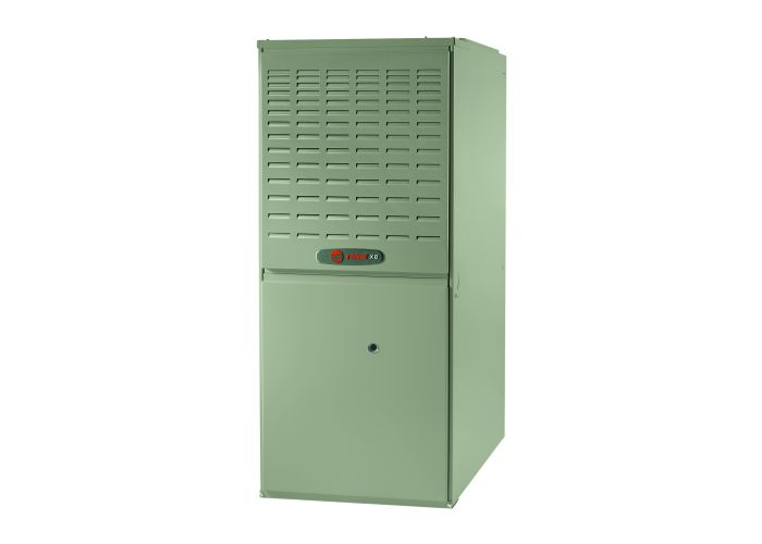 trane heating furnace system in Houston