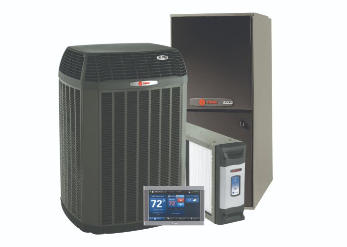 HVAC, air conditioning and cooling products Houston by Trane