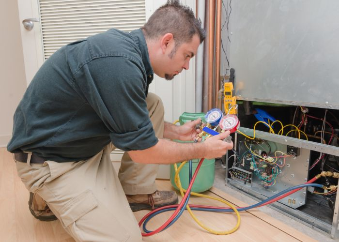 HVAC maintenance in Houston Texas